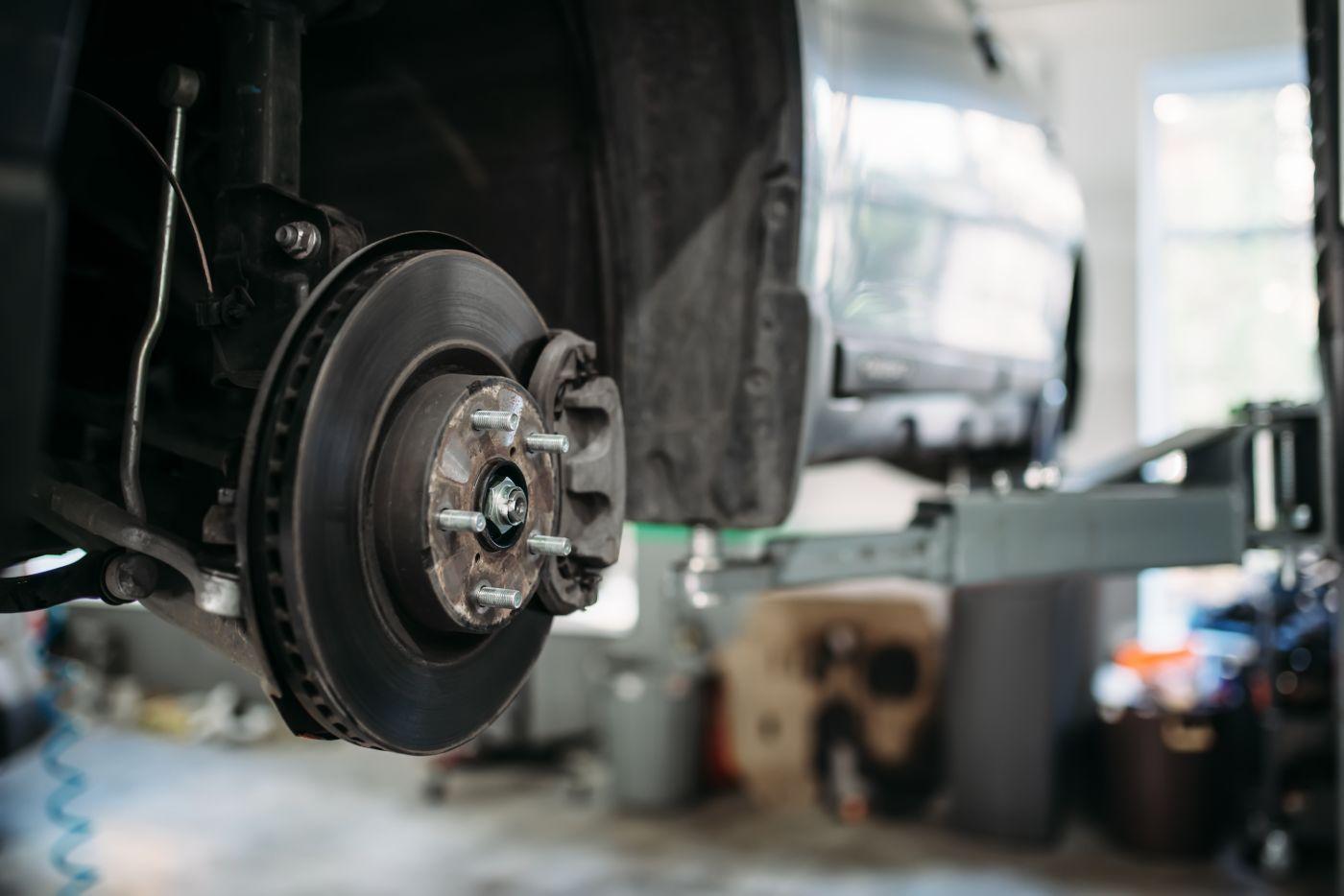 Vente de frein disque et plaquette garage mecanique laval - Garage A. Lemieux à Laval