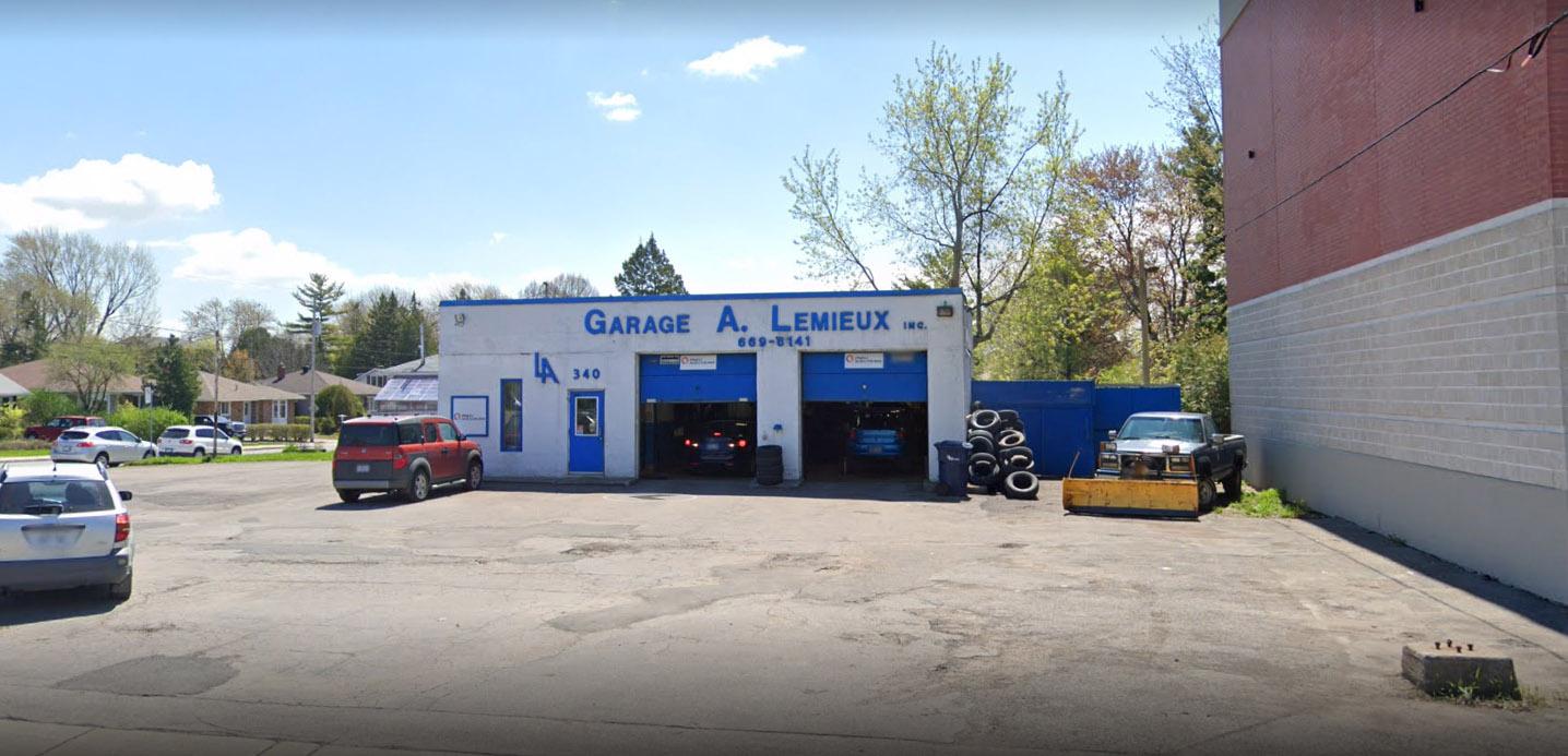Tech-Net partenaire de Garage Mecanique Laval inc